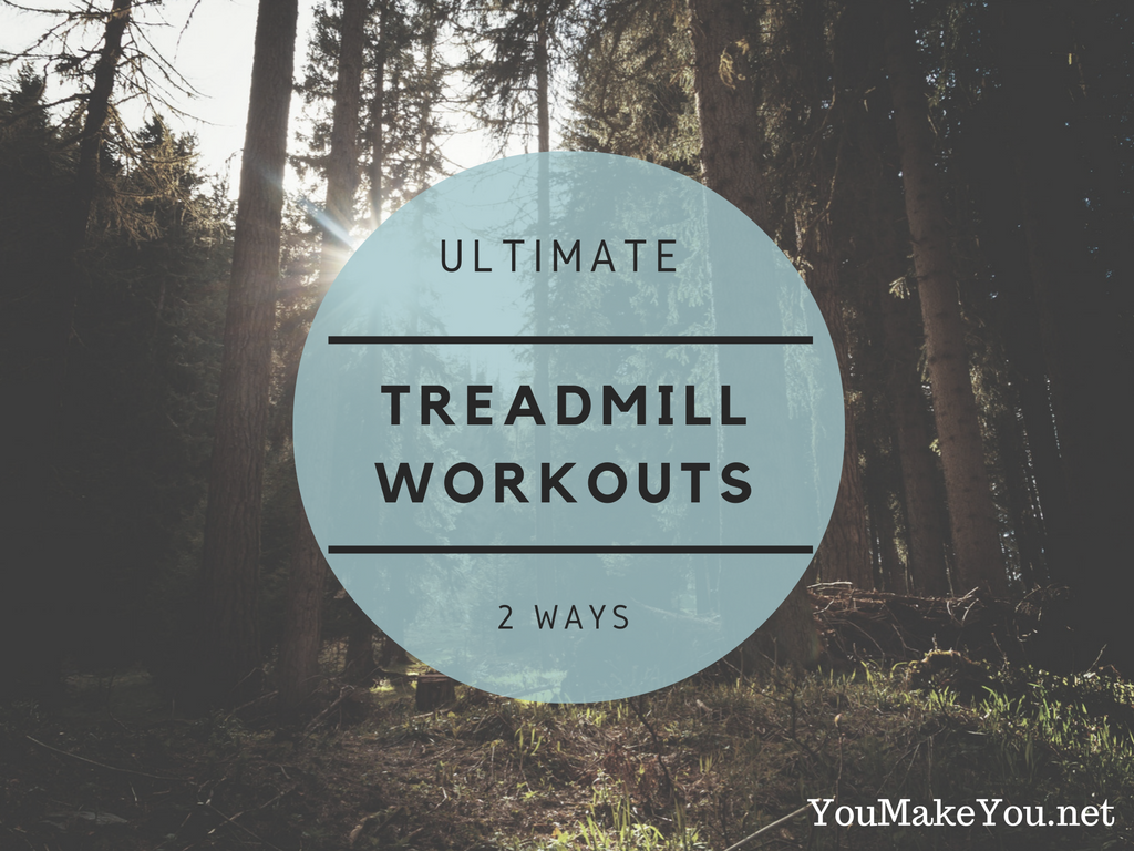 Intense Treadmill Workouts (60 minutes & 30 minutes)