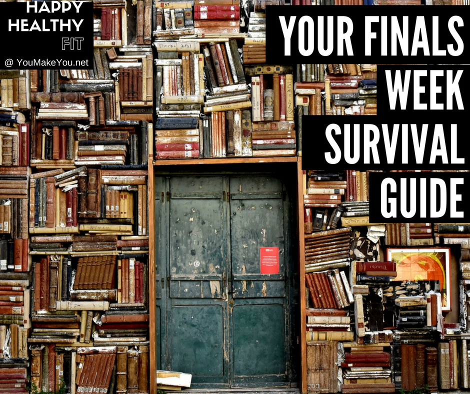Finals Week Survival Guide – Tips You Haven't Thought Of