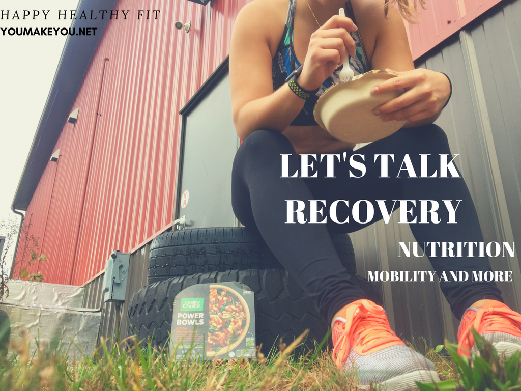 Recovery: The Building Blocks